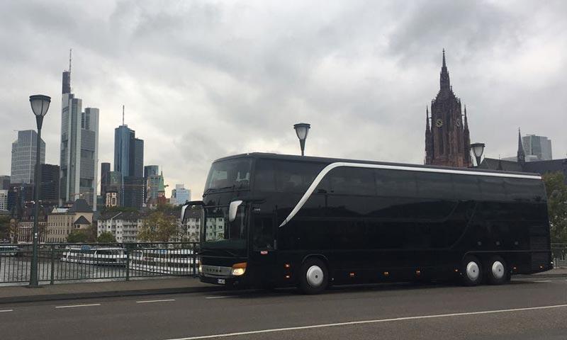 Komfort Reisebus